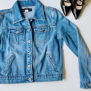 EXPRESS Denim Jean Jacket